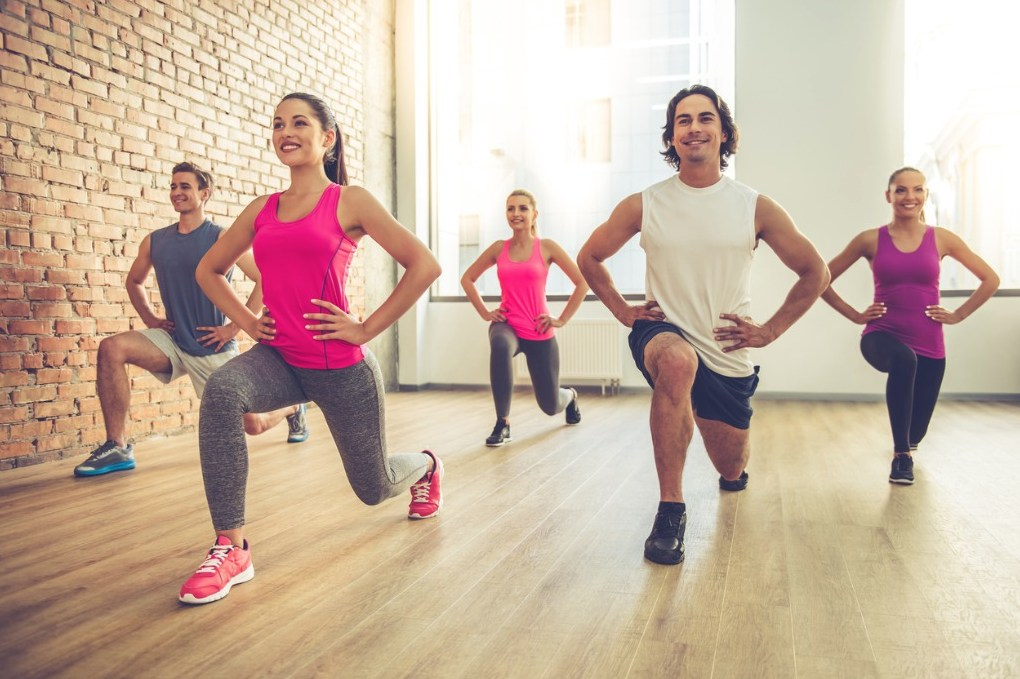 Las personas que hacen ejercicio