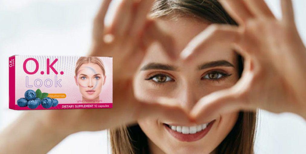 Cápsulas OK Look para la vista: no se arriesgue con productos alternativos ineficaces