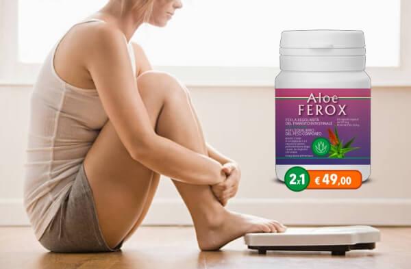 Cápsulas de Aloe Ferox - ¿Pierde peso naturalmente?