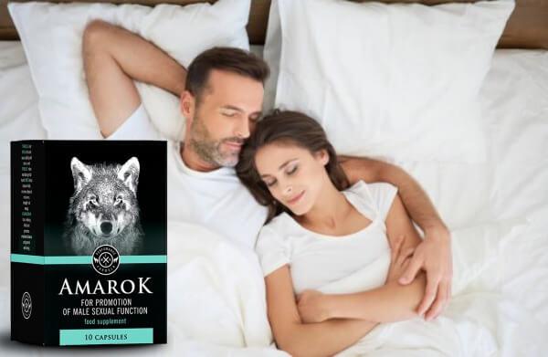amarok, coppia