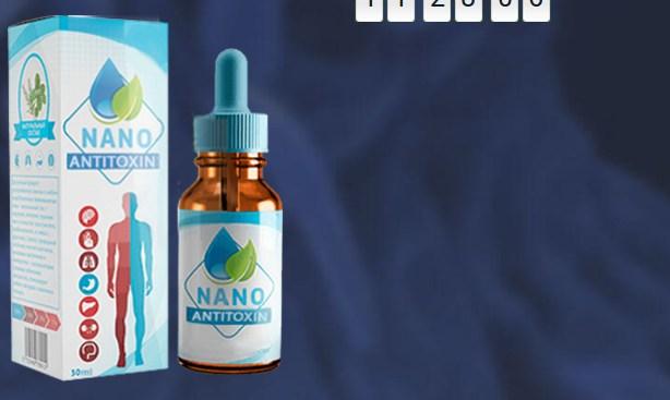 AntiToxin Nano: puede eliminar los parásitos y fortalecer el sistema inmunológico