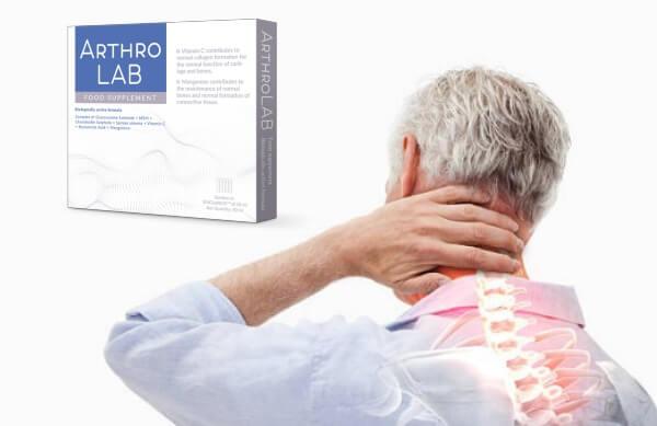 arthro lab, uomo, crampi articolari