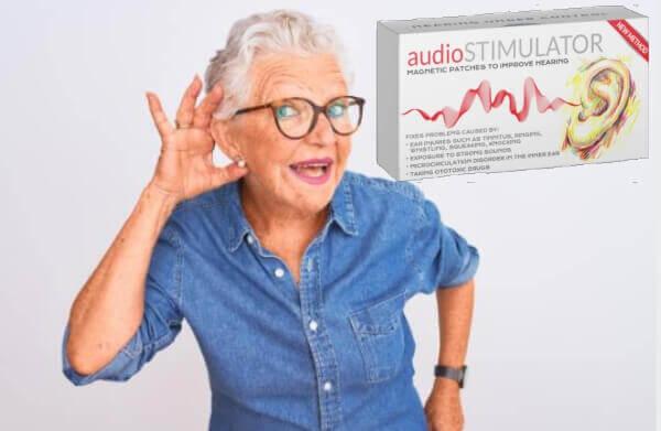 AudioStimulator: parches magnéticos que mejoran la audición