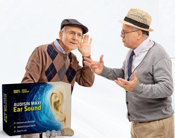 Maxi audisin, el anciano habla
