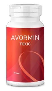 Avormin Toxic capsule España