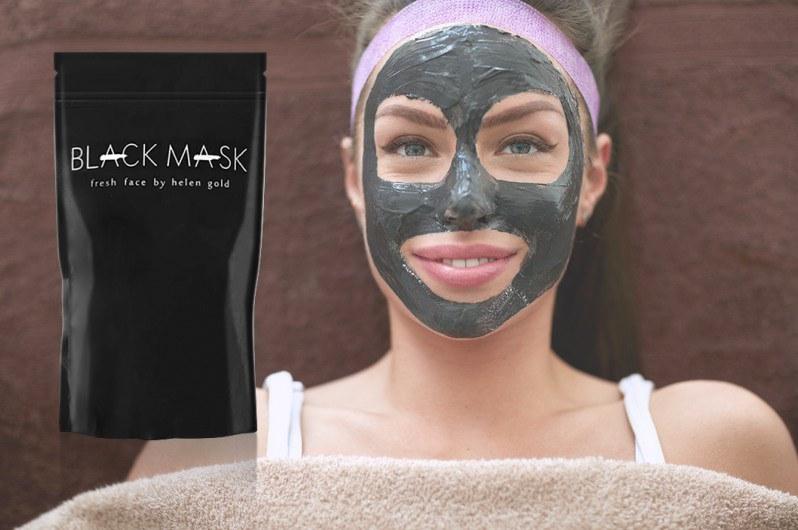 Negro Máscara Plus y Opiniones Precio España