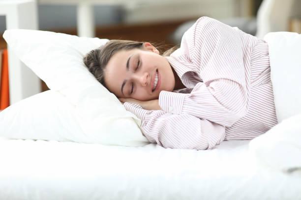 mujer dormida
