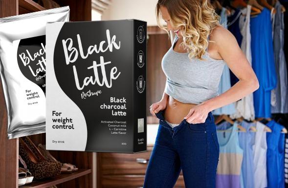 Black Latte, donna che cerca di adattarsi ai suoi jeans