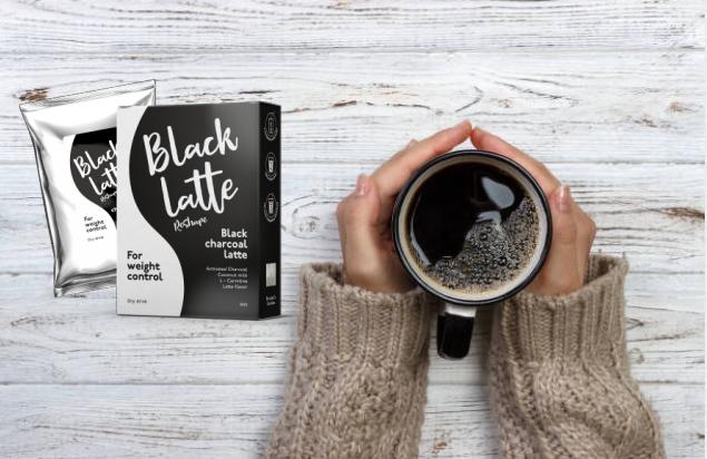 Black Latte: ¡la bebida moldeadora que está volviendo loco a medio mundo!