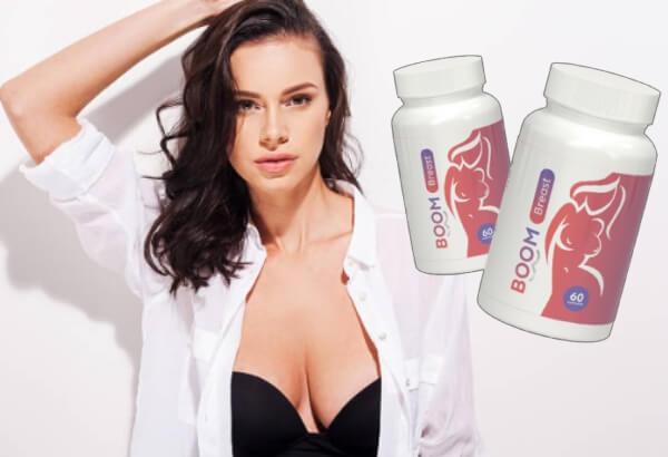 BoomBreast: ¡para unos senos naturalmente fabulosos!