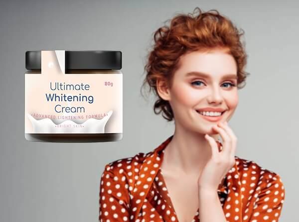 Brillante último de la piel que blanquea la crema, mujer, piel