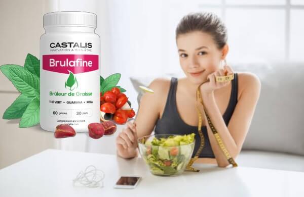 Brulafine: suplemento adelgazante natural, potenciador de tu dieta