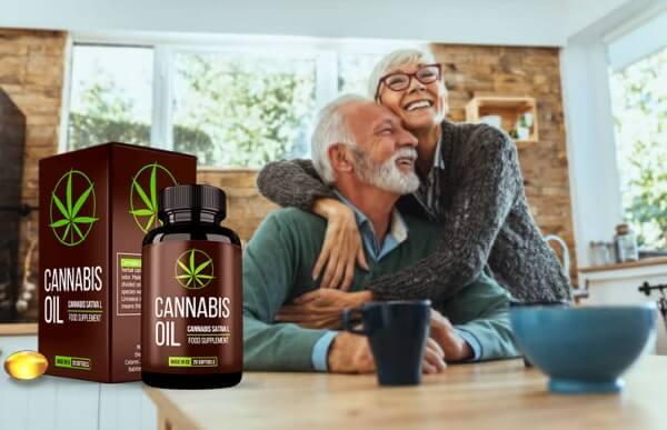 Aceite de cannabis - ¡Para calambres, dolor en las articulaciones e hipertensión!