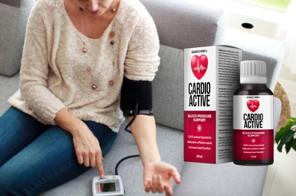 cardio active gocce, ipertensione
