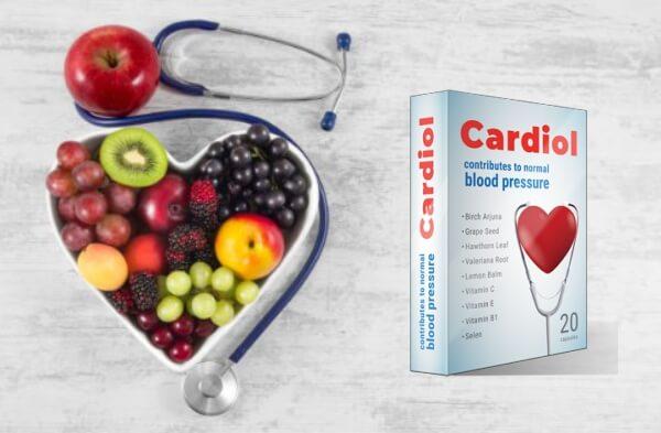 ingredienti, capsule, ipertensione