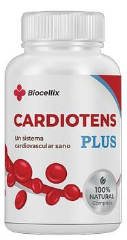 Cardiotens Plus Biocellix cápsulas Comentarios España