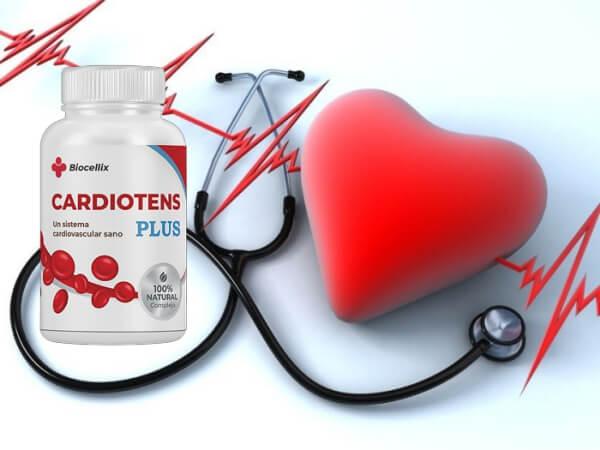 Cardiotens Plus opiniones, comentarios, reseñas