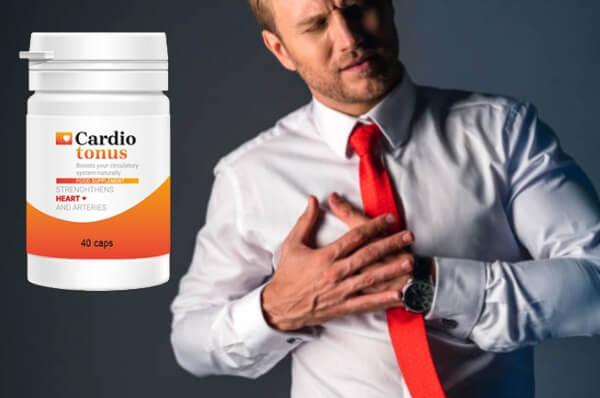 CardioTonus - ¿Tiene presión arterial alta y no sabe qué hacer?