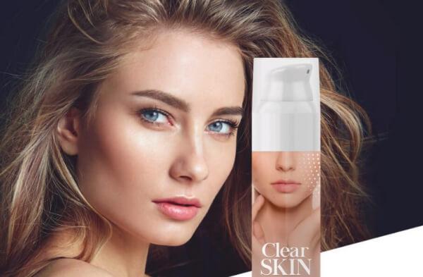 clear skin, donna