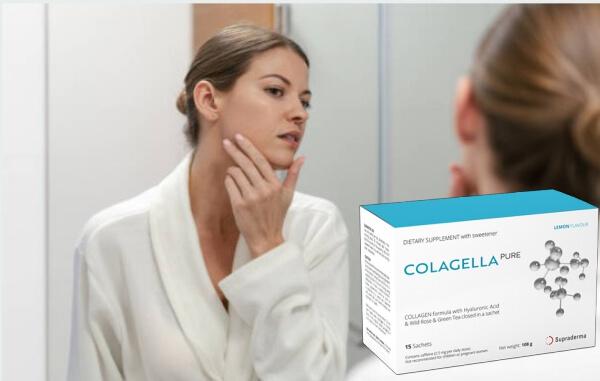 Colagella Pure: ¡dale nueva vida a tu piel, de forma natural!