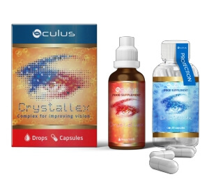 Crystallex Culus Gotas Capsule España