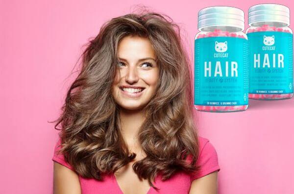 CuteCat Hair capelli