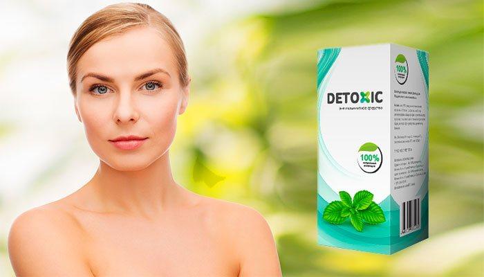 Detoxic: libera tu cuerpo de parásitos