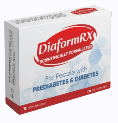 Opiniones sobre DiaformRX cápsulas España