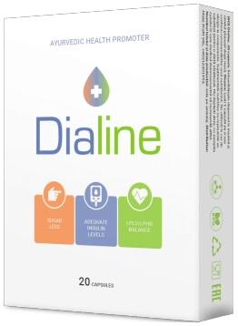 DiaLine diabete capsule 20 Italia