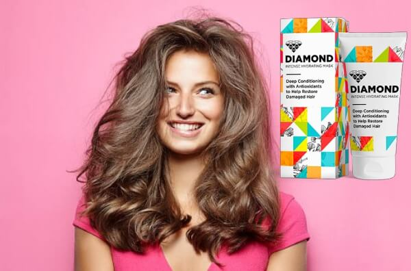 Diamond Mask, ¡la mascarilla capilar natural y revolucionaria!