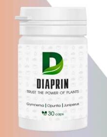 Diaprin Cápsulas