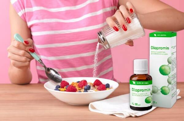 Diapromin: contrarresta las complicaciones de la diabetes de forma natural