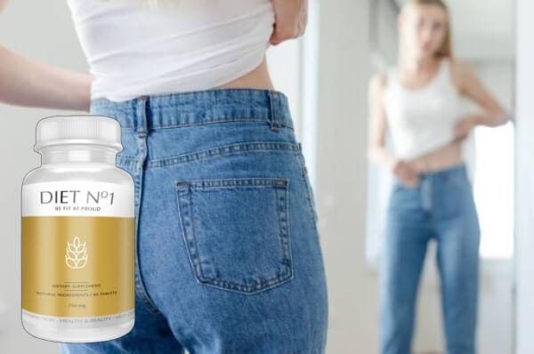 Dieta No1: el producto para recuperar la forma