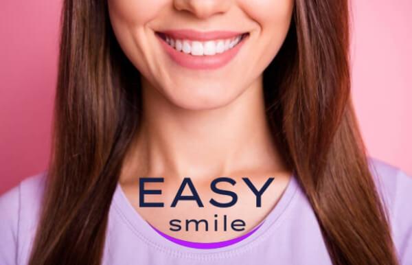 Chapas de sonrisa fácil Precio