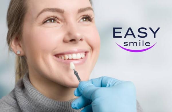 easysmile veneeers dientes