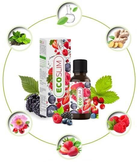 Ecoslim, Ingredientes