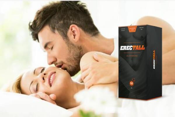 erectal, uomo che bacia la donna