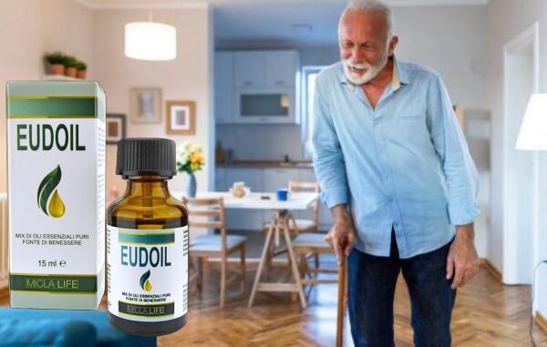 Eudoil - ¡Alivia el dolor articular… naturalmente!