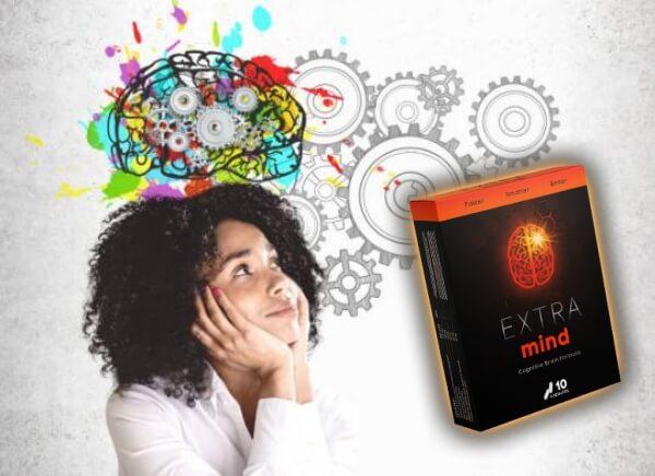 cápsulas mente extra, la concentración de la mente