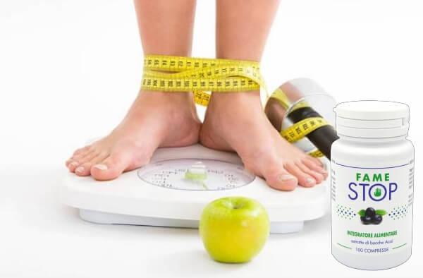 Stop Hunger, peso, pérdida de peso