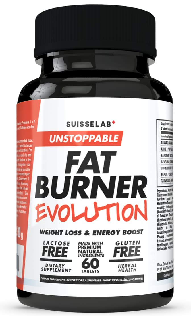 Fat Burner Evolution Suisselab
