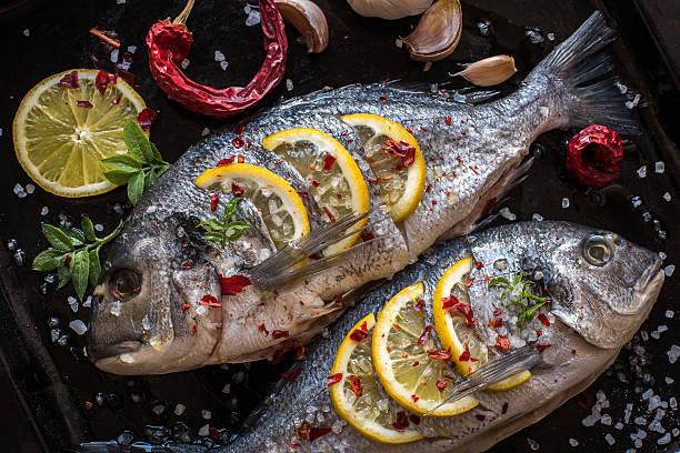 El pescado rico en omega-3