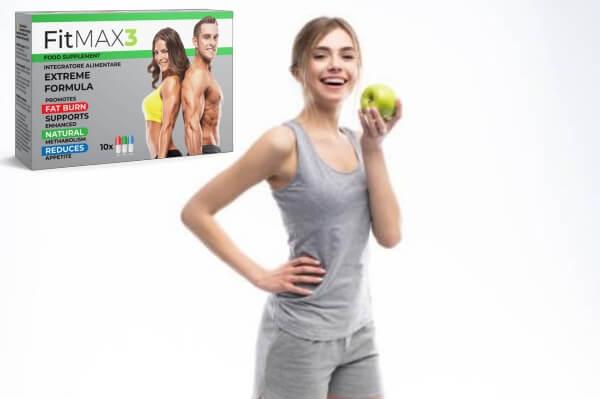 FitMax3: ¡ponerse en forma nunca ha sido tan rápido!