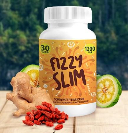 fizzy slimming cápsulas España 30 tabletes