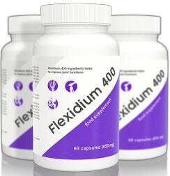 Flexidium 400 capsules España