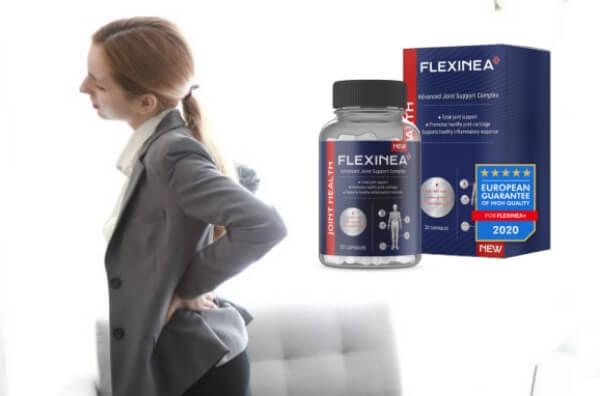 cápsulas Flexinea + Opiniones dictámenes comentarios