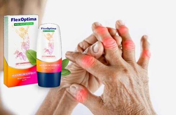 FlexOptima: ¡una fórmula natural para el bienestar y la movilidad de las articulaciones!