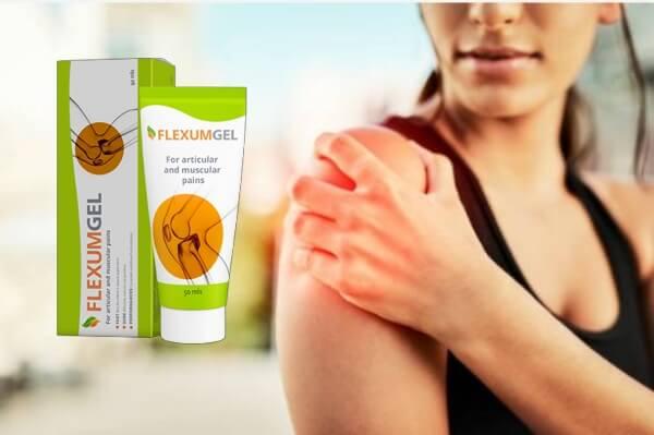 Flexumgel, donna, dolore al braccio