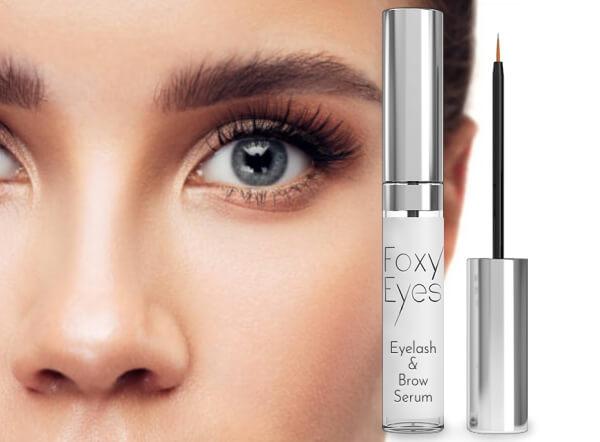Foxy Eyes Eyelash Serum: ¡para un look irresistiblemente fascinante!