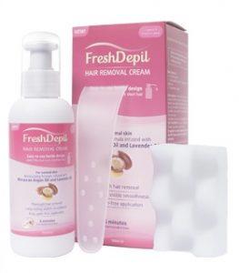 freshdepil crema depilatoria España